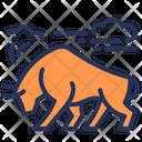 Spain Corrida Bull Icon