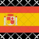 Spain Flag World Icon