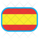 Spain Country Flag Icon