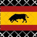 Spain Espana Flag Icon