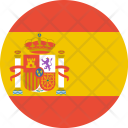 Spain Flag World Icon