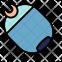 Spam Blacklist Malware Icon