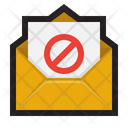 Virus Email Bug Icon