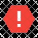 Spam Notice Icon
