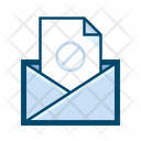 Spam Mail Virus Icon