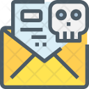 Email Spam Mail Icon