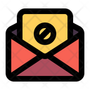 Spam Mail Junk Icon