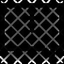 Spam Forbidden Block Icon