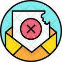 Spam Email Spam Mail Mail Icon