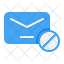 Spam Virus Email Icon