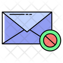 Spam Email Icon