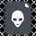 Spam File Icon