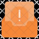 Spam Inbox Mail Icon