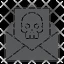 Crime Letter Skule Icon