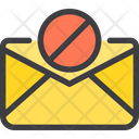 Spam Mail Icon