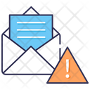 Spammingv Spam Mail Alert Icon