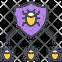 Bug Management Spam Icon