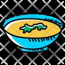 Spanish Soup Spanish Food Gazpacho Icon