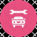 Spanner Maintenance Garage Icon