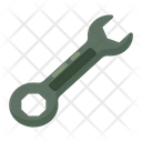 Wrench Spanner Repair Tool Icon