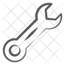 Spanner Wrench Tool Icon