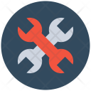 Spanner Wrench Repair Icon