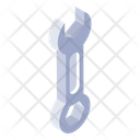Spanner Wrench Repairing Equipment Icon