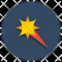 Spark Blurring Iota Icon