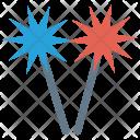 Spark Firework Celebration Icon