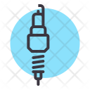 Spark Plug Ignition Icon