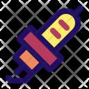 Spark Plug Engine Icon