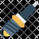 Plug Spark Hybrid Icon