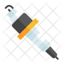 Spark Plug Motorcycle Spark Plug Ignite Icon