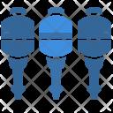 Spark Plugs Complex Icon