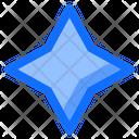 Sparkle Wish Star Icon