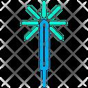 Illumination Light Celebration Icon