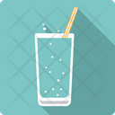 Mineral Water Sparkling Icon