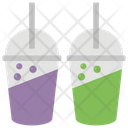 Sparkling Soda Sparkling Water Carbonated Drink Icon