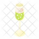 Sparkling Wine Sparking Glass Glass Icon