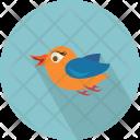 Sparrow Aves Bird Icon