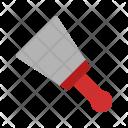 Putty Spatula Knife Icon