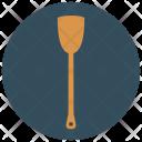 Wooden Spatula Spoon Icon