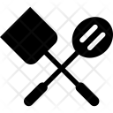 Slotted Spatula Spout Icon
