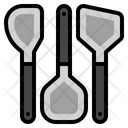 Cooking Spatula Kitchen Icon