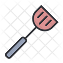 Kitchen Spatula Fry Icon