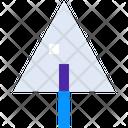 Spatula Hand Tool Paint Icon