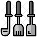 Spatula Set Icon