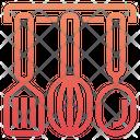 Spatula Whisk Ladle Tool Equipment Icon