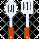 Spaturla Kitchen Utensils Icon
