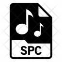 Spc File Format Icon